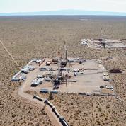 Gaz de schiste: l'Argentine relance un projet géant