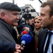À Hénin-Beaumont, l'incursion de Macron sur les terres du FN