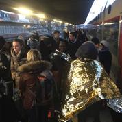 Intempéries : 180 personnes bloquées toute la nuit dans un Thalys dans le Nord