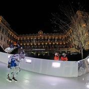 Marseille inaugure sa capitale européenne du sport avec une «crashed ice»