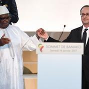 L'hommage appuyé du Mali à François Hollande