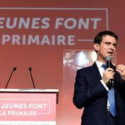 Manuel Valls s'inquiète d'un FN «premier parti chez les jeunes qui votent»