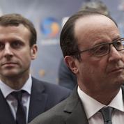 L'annonce d'un soutien de Hollande à Macron vire à l'embrouillamini