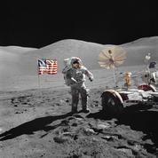 Décès d'Eugene Cernan, dernier homme à avoir marché sur la Lune