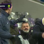 L'entraîneur de Nantes à Pascal Dupraz : «T'as pas de c…»