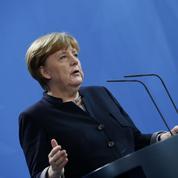 Provoquée par Trump, Merkel veut garder la tête froide