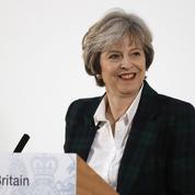Theresa May dit adieu au marché unique européen