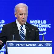 Le vice-président américain Joe Biden met en garde l'Europe contre Poutine