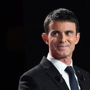 Manuel Valls, le candidat de la majorité gouvernementale