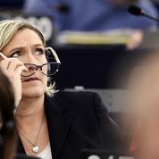 Le FN sur la défensive face au nouveau président du Parlement européen