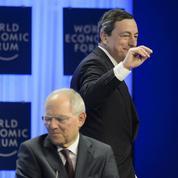 Berlin pousse Mario Draghi à resserrer sa politique monétaire