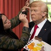 Madame Tussauds fige Donald Trump plus vite que Grévin