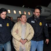 Extradé, le narcotrafiquant «El Chapo» est arrivé aux États-Unis
