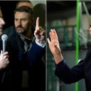 Présidentielle : Marine Le Pen rêve d'affronter Emmanuel Macron
