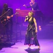 Patricia Kaas : une rockeuse en robe du soir