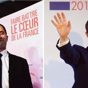 Primaire à gauche : Hamon en tête, second tour périlleux pour Valls