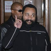 Dieudonné condamné à deux mois de prison ferme