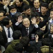Le retour compliqué de Ban Ki-moon en Corée du Sud