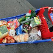 Le prix du panier moyen des ménages est de 136 euros