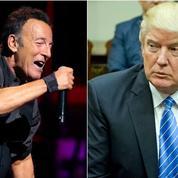 Bruce Springsteen «en résistance» contre Donald Trump