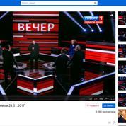 La Russie ordonne le blocage de Dailymotion