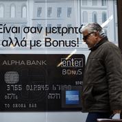 Les Grecs résistent à la carte bancaire, le travail au noir prospère