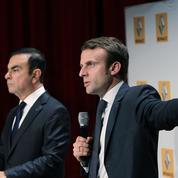 Le coup de force d'Emmanuel Macron chez Renault critiqué