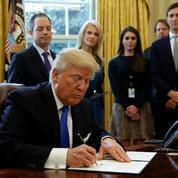Donald Trump président chamboule l'ordre établi