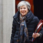 Premier hôte reçu à la Maison-Blanche, Theresa May vise un accord commercial