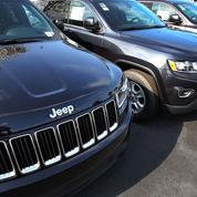 Jeep fait les bons profits de Fiat Chrysler