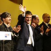 Primaire à gauche: le meeting de Valls une nouvelle fois perturbé