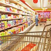 Recul historique des achats alimentaires