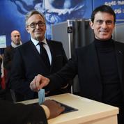 Les proches de Valls pensent à lancer une structure satellitaire au PS