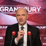 Moscovici ne croit pas à un paradis fiscal britannique