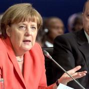 Merkel face à la pression de plus en plus forte d'Erdogan