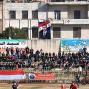 Après plusieurs années d'interruption : le football reprend ses droits à Alep