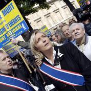 Marine Le Pen ne proposera plus le rétablissement de la peine de mort