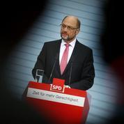 En Allemagne, l'«effet Schulz» ébranle Angela Merkel