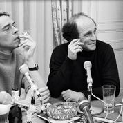 Trois Hommes sur la photo : la réunion historique de Brassens, Brel et Ferré