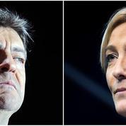 «Mélenchon nous propose son prologramme»: Le duel des meetings vu par Twitter