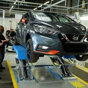 Nissan s'installe chez Renault