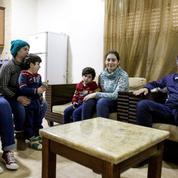 L'angoisse des réfugiés syriens prêts à partir pour les États-Unis