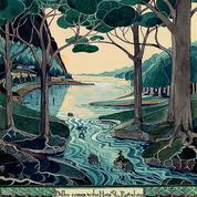 À Aubusson, Bilbo le Hobbit fait tapisserie
