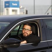 «Moi, chauffeur Uber, je rêve de devenir... taxi!»