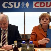 Angela Merkel rassemble tout son camp