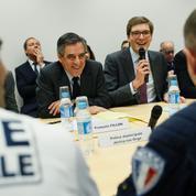 François Fillon revient sur le thème de la sécurité