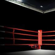 Des start-up combattent sur un ring pour se démarquer