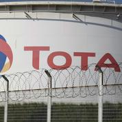 Total résiste bien malgré la baisse des cours du pétrole