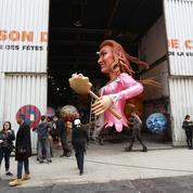 À Nice, derniers préparatifs avant un Carnaval sous haute tension