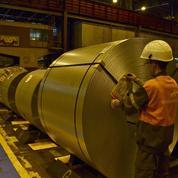 Après l'acier chinois, ArcelorMittal craint les quotas bruxellois